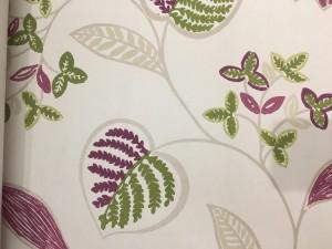 carta-parati-falco-foglie